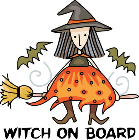 crone: This cute image sends a happy Halloween!  Give a treat this Halloween as a cute party favor.  Everyone will love it!