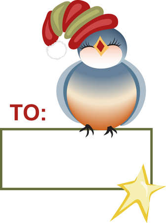 bluebird: Send holiday cheers with these beautiful Christmas bluebird.