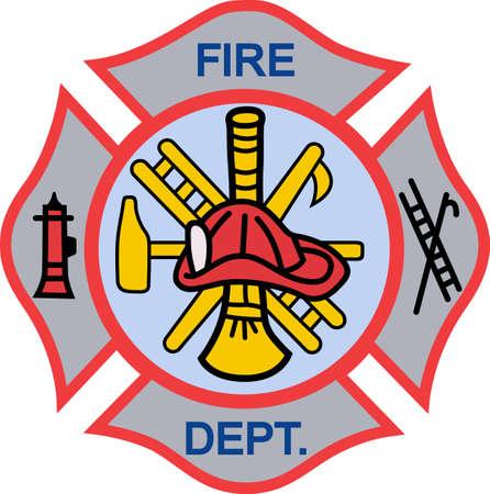 Los bomberos trabajan duro todos los días a arriesgar su vida por los demás. Muéstrales cuánto usted los aprecia con este diseño de grandes conceptos.
