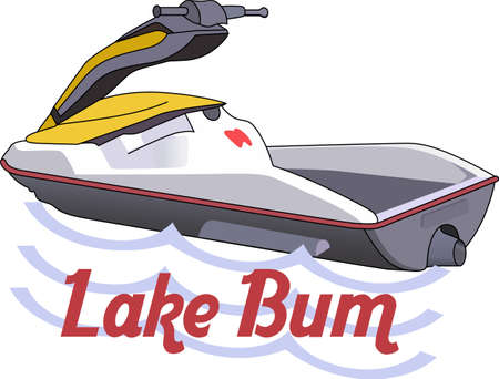 personal watercraft: What happens on the trail stays on the trail.