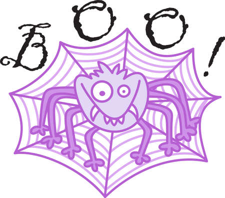 legged: This cute Halloween spooky spider is a perfect treat.  Give it to a child for their Halloween gift.  They will love it.