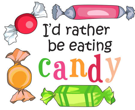 loves: Everyone loves candy for Christmas!  Perfect idea for favors. Illustration