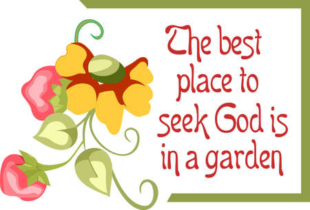 best place: The best place to seek God is in a garden.  These beautiful strawberries are perfect for your gifts.  Get these designs from Great Notions.