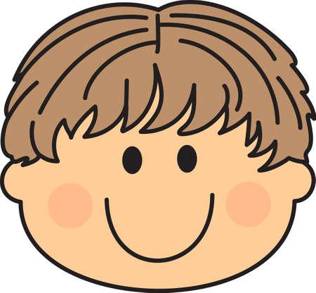 Este niño lindo es perfecto para añadir un toque especial a lo mucho que se aprecian.