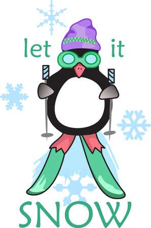 Questo adorabile piccolo pinguino è perfetto per la tua decorazione. Gli studenti lo adoreranno! Archivio Fotografico - 45056269