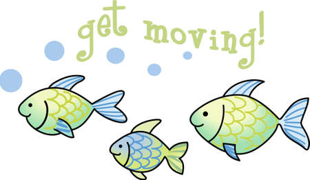 fishes: Send your little one to dreamland with these cute fish.  Perfect for the nursery!