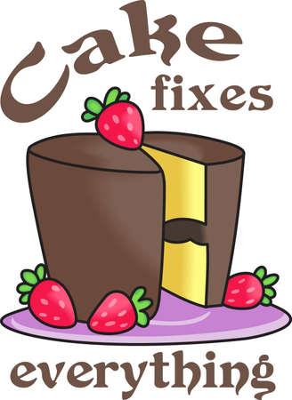 decoracion de pasteles: Muestre su orgullo para su talento para la decoraci�n de pasteles. Es el anuncio perfecto. Todo el mundo va a encantar!