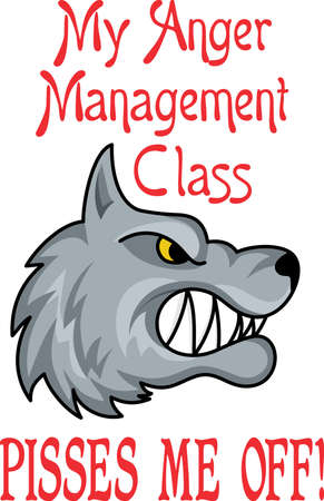 Tijd om te juichen voor het team met dit wolf mascotte ontwerp. Een perfect ontwerp voor alle fans uit Groot Notions.