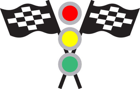 dragging: Start your engines its time to race.  Get these designs from Great Notions. Illustration