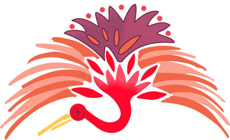 The Japanese Crane is a beautiful bird.  It will be perfect for a gift.