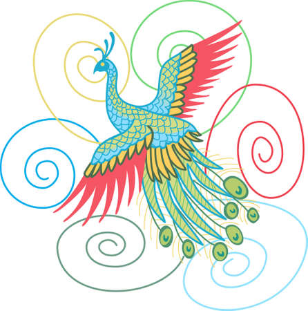 peafowl: The peacock is a beautiful bird.  It will be perfect for a gift.