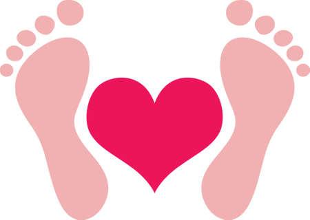Planification d'une douche de bébé ne sera pas complet sans cette conception adorable. Ajoutez-le à vos articles préférés pour cotillons. Ils vont adorer! Banque d'images - 45056621