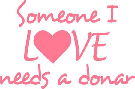donacion de organos: Recicle la vida con la donaci�n de �rganos. Obtener estos dise�os de grandes conceptos. Vectores
