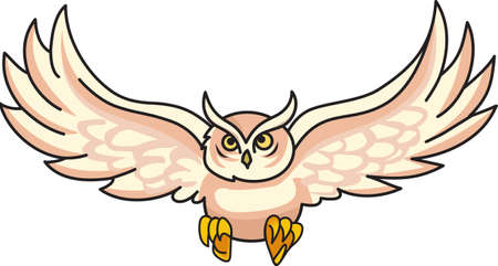 bird song: This adorable owl is singing a happy song.  Send this bird of happiness to someone.  They will love it!
