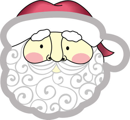 kris kringle: Santa Claus is coming down the chimney tonight, so dont forget to hang your stockings!