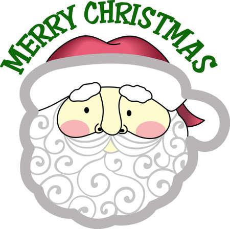 산타 클로스는 오늘 밤 굴뚝으로 내려오고 있습니다. 그러니 스타킹을 매달아 보는 것을 잊지 마세요! 스톡 콘텐츠 - 45056796