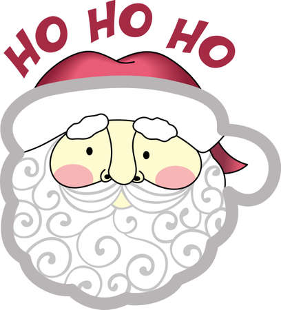 Santa Claus is coming down the chimney tonight, so dont forget to hang your stockings!