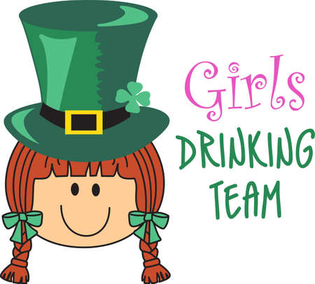 聖パトリックの日にアイルランドの幸運をあなたの人生の愛を祝います。 今年の残りの部分を覚えてそれを買う!