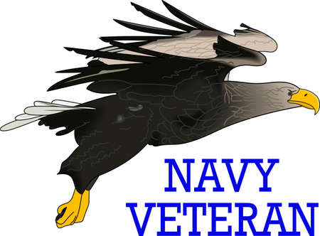 raptorial: Let them know you are proud of your Navy hero.  Show support for our troops with this special design.