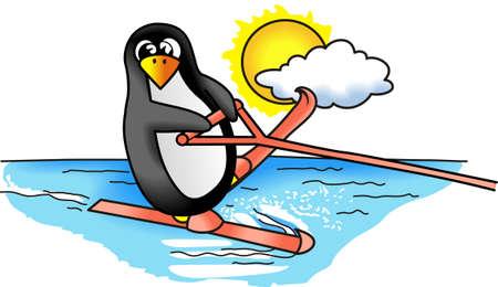 ビーチ、サーファーズへようこそ!サーフズ アップために、ボードをつかむ!
