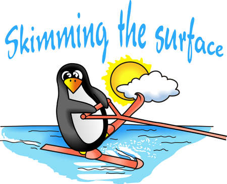 Welcome to the beach, surfers! Grab your board because Surfs Up!