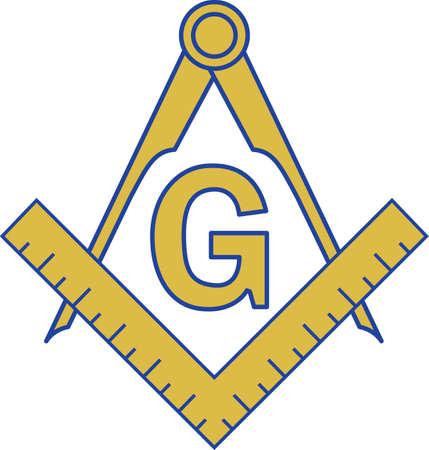 シンボルはフリーメイソンを表します。 それは、信仰、希望、慈善団体の略です。 マスターの石大工への贈り物にこのデザインを追加します。 偉