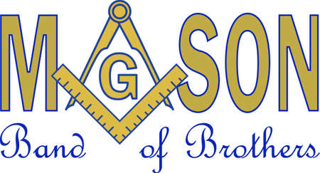 gift of hope: The symbol represents freemasonry.  It stands for faith, hope and charity.  Add this design to a gift to a Master Mason.  Get these designs from Great Notions.