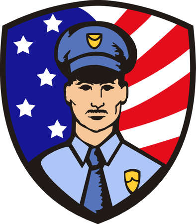 sheriffs: You entrust your safety to police officers each day.  This design is perfect for thanking them! They will love it!
