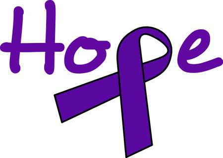 Support Alzheimer awareness to help those suffering from memory loss.  Send this hope for a cure to help them!