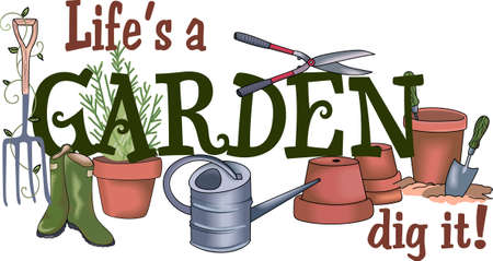 masterpiece: Mow the lawn with the right tools and have your neighbors envy your green masterpiece!  A great design on gardening aprons, t-shirts and more.