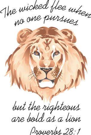 felines: Show your team spirit with this Lion logo.  Everyone will love it! Illustration