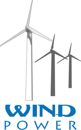 notions: Its the perfect advertisement for your turbine business.  Get these designs from Great Notions. Illustration