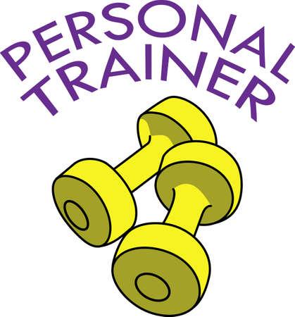 levantando pesas: El levantamiento de pesas es un gran ejercicio. Obtener estos diseños para su instructor de grandes conceptos.