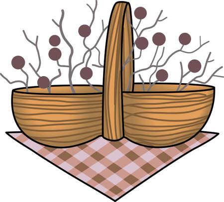Winter bessen zijn een perfecte aanvulling op genieten van een picknick. Krijg deze ontwerpen uit Great Notions.