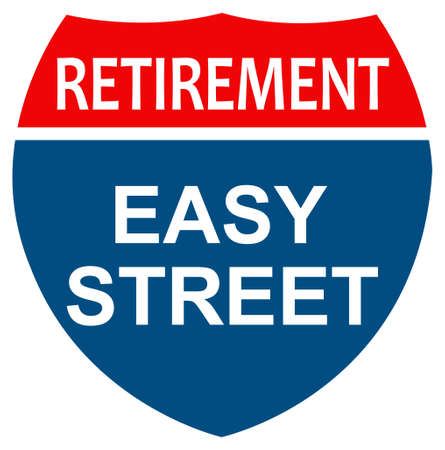 roadsigns: Start early and plan wisely for your retirement.  It will be here faster than you know.