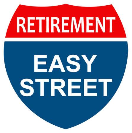 Vroeg beginnen en plan wijselijk voor uw pensioen. Het zal hier sneller dan je denkt te zijn.