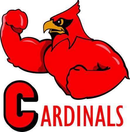 passerine: Show your team spirit with this Cardinal logo.  Everyone will love it!