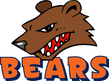 bruins: Show your team spirit with this Bear logo.  Everyone will love it!