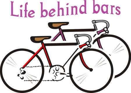 buddy: What happens on the trail stays on the trail.  Send this to your biking buddy.  They will love it!