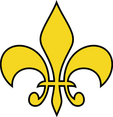 Show your team spirit with this Louisiana Tigers logo.  Everyone will love it!