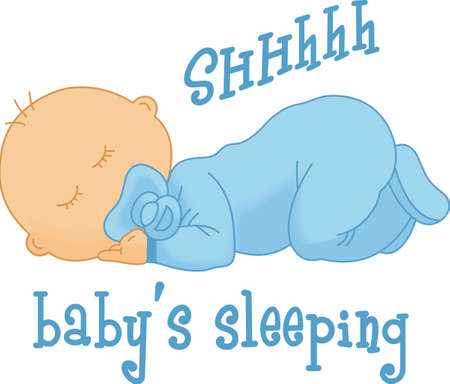comforter: This cute design of a sleeping angel makes the perfect gift to babys nursery.  Mom and dad will love it!
