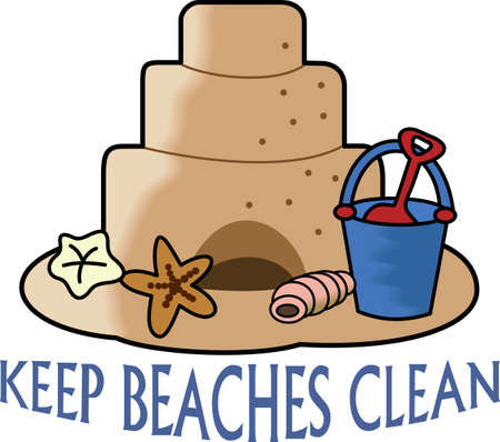 sea side: Life is good when you are on vacation at the beach.  Include this when packing for your summer trip.  Everyone will love it!