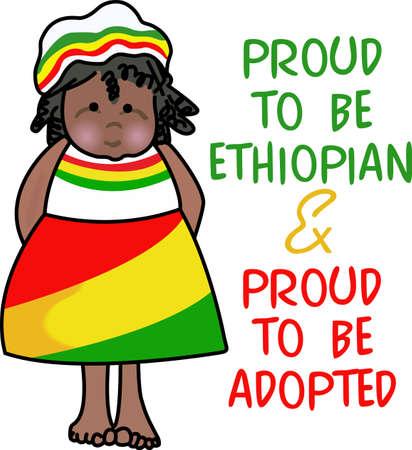 Adoption changes everything.   Ilustracja