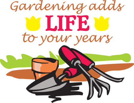 adds: This is perfect for gardeners who enjoy working in the yard so everyone will enjoy their flowers.  They will love it!
