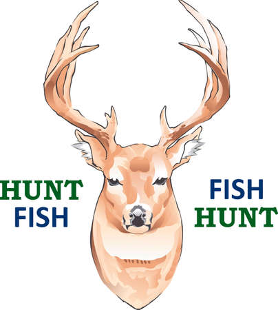 bucks: Life is simple, go hunting!  Get matching items for everyone in your group, they will love it!