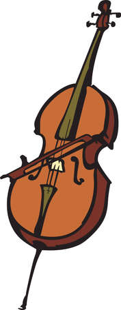 cellos: This cello design is perfect for your band student.