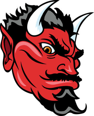 love is it: Show your team spirit with this Devil logo.  Everyone will love it!
