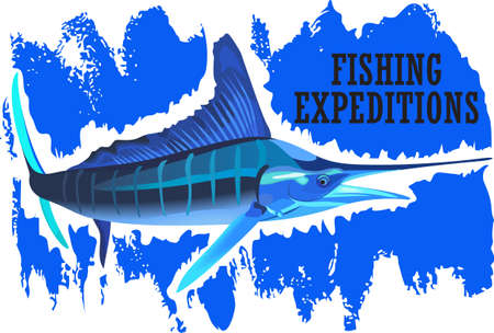 big game fishing: Dont forget this cute design when you go fishin.  This design is perfect to take with you when you go.  Everyone will love it!