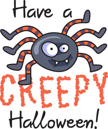 arachnids: This cute Halloween spooky spider is a perfect treat.  Give it to a child for their Halloween gift.  They will love it!