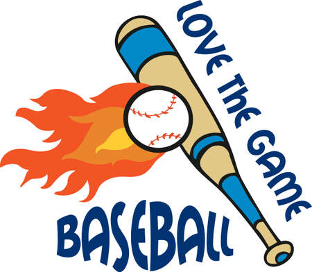 hardball: You spend hours dreaming, practicing the sport and playing on the baseball field.  Baseball is life!  Your baseball player will love this.